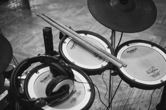 電子ドラムのスティックで防音に配慮したものを試してみた