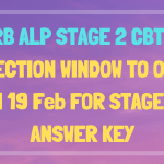 RRB ALP Stage 2 CBT