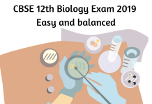 CBSE 12th Biology Exam 2019 Easy and balanced