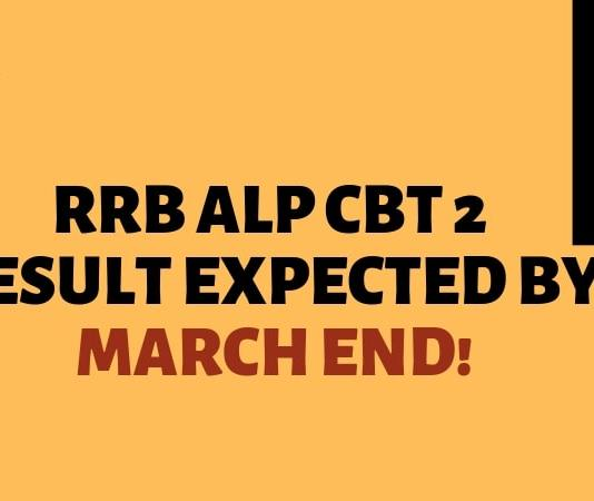 RRB ALP CBT 2 Result Expected by March End! Aglasem