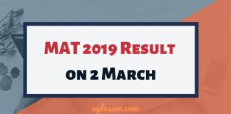 AIMA to Announce MAT 2019 Result at 5:00 PM, on 2 March