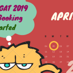 GITAM GAT 2019 Slot Booking Started