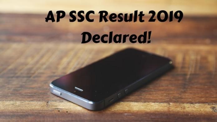 AP SSC Result 2019 Declared
