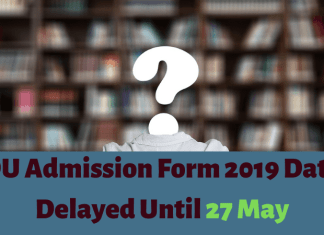 DU-Admission-Form-2019-Date-Delayed-Until-27-May-Aglasem