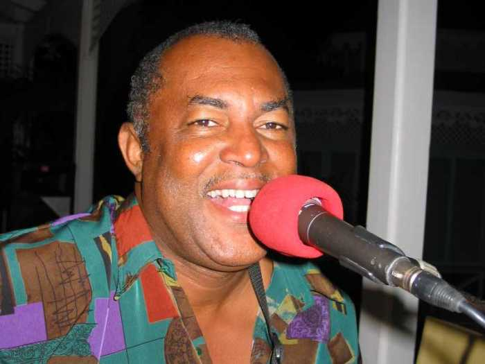 Sprocka Multitalented Musician Anguilla