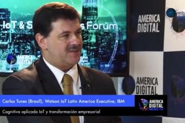 Carlos Tunes IBM IoT