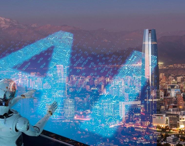 Inteligencia Artificial Smart Cities Chile America Digital
