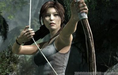 獲得長弓之後的蘿拉,就會變得更威了!