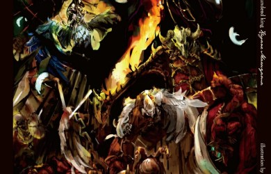 《OVERLORD(1)》書封