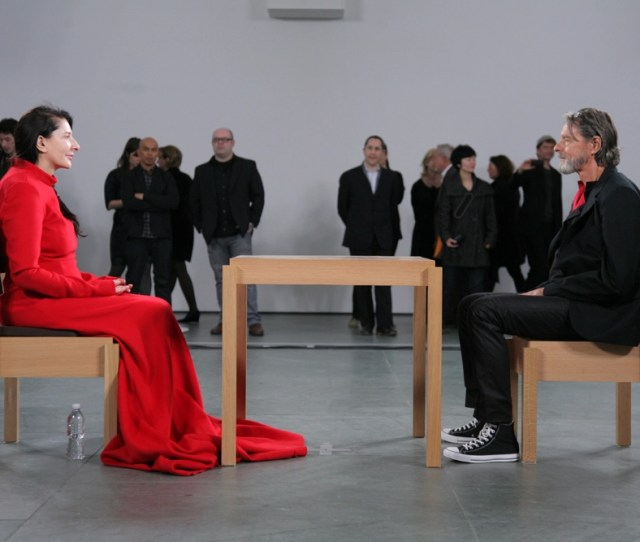 Marina Abramovic And Ulay Whose Breakup Changed Performance Art Forever Make Peace In A New Interview