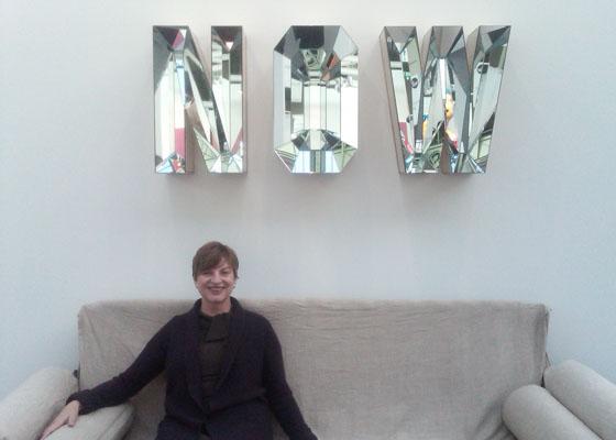Eva Presenhuber. Photo: artnet Magazine.