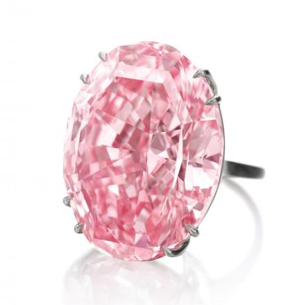 Hasil gambar untuk Pink Star Diamond Ring