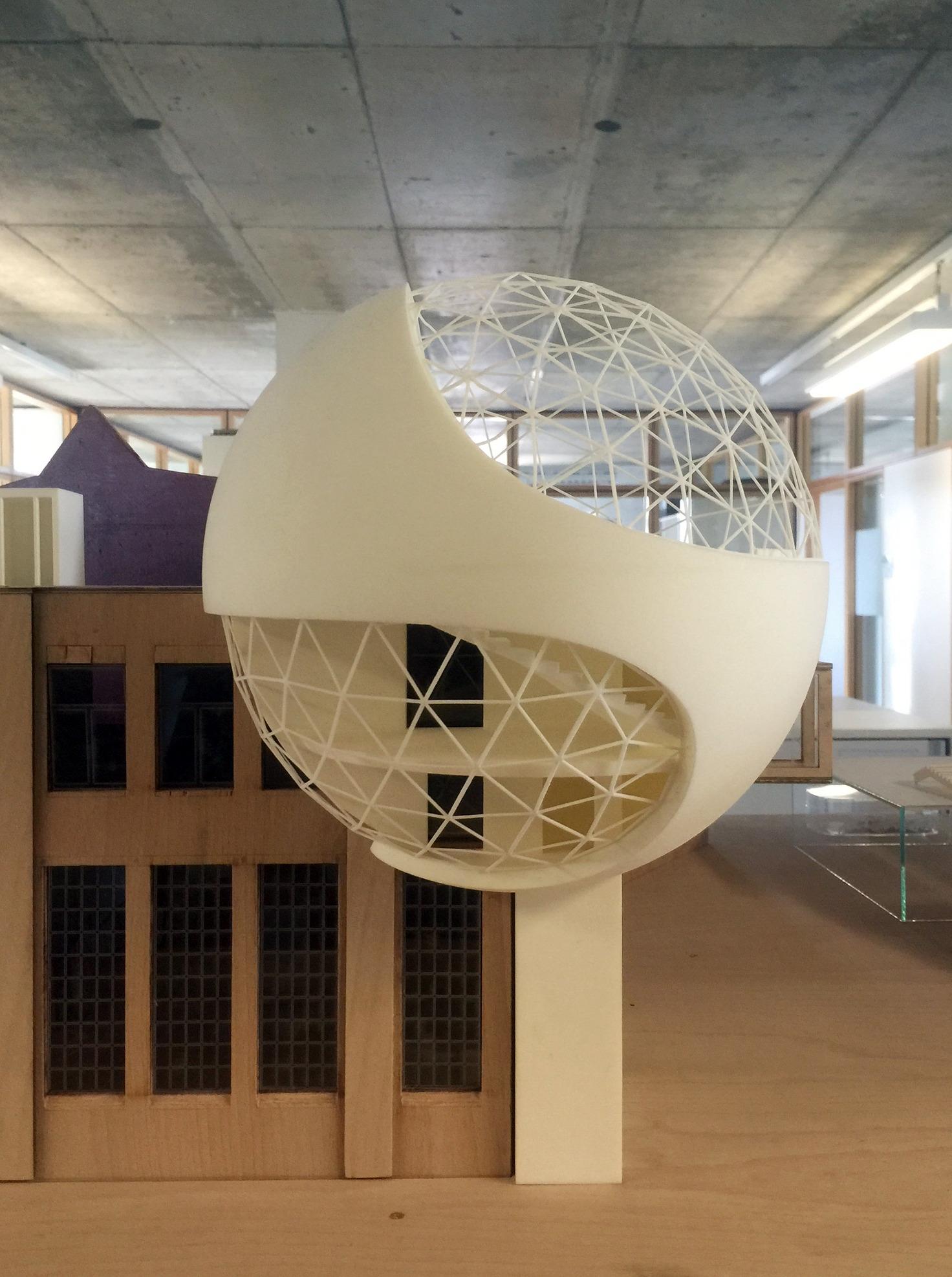 Late Work By Oscar Niemeyer Will Be Built In Leipzig