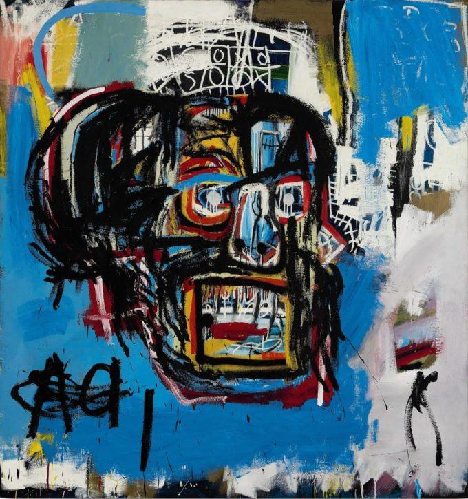 Jean-Michel Basquiat, Untitled (1982)