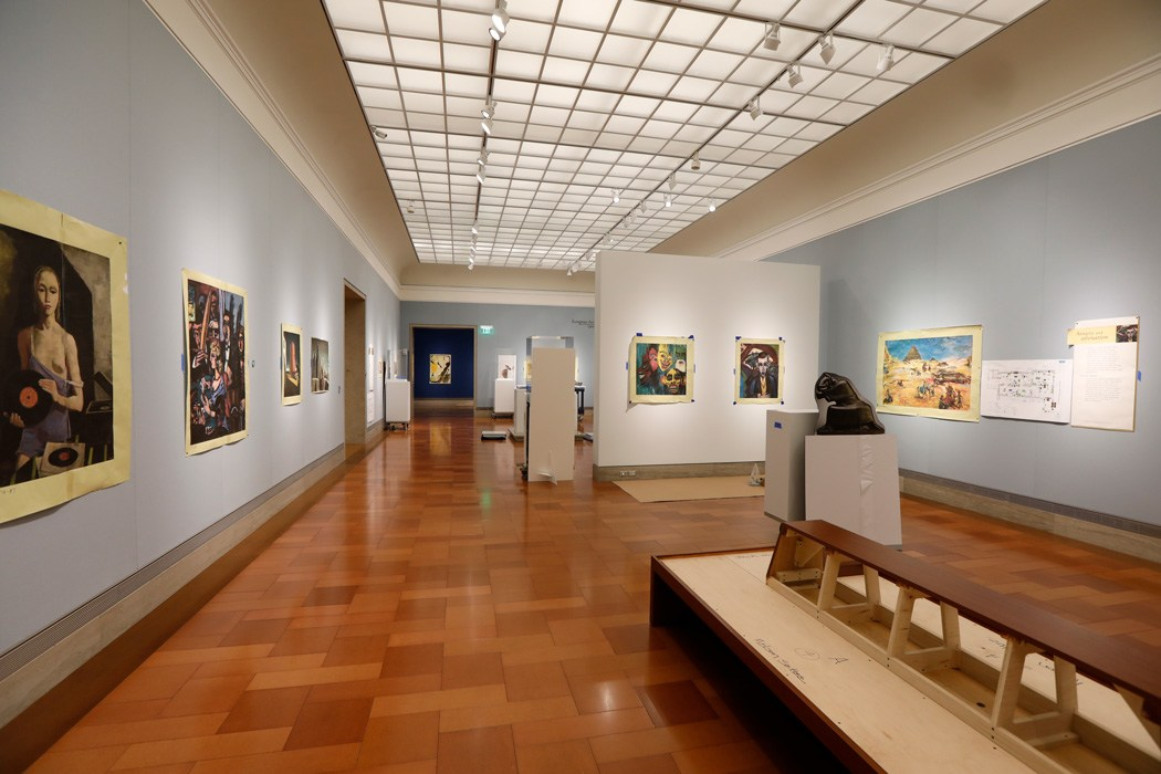 how to light your art collection like a