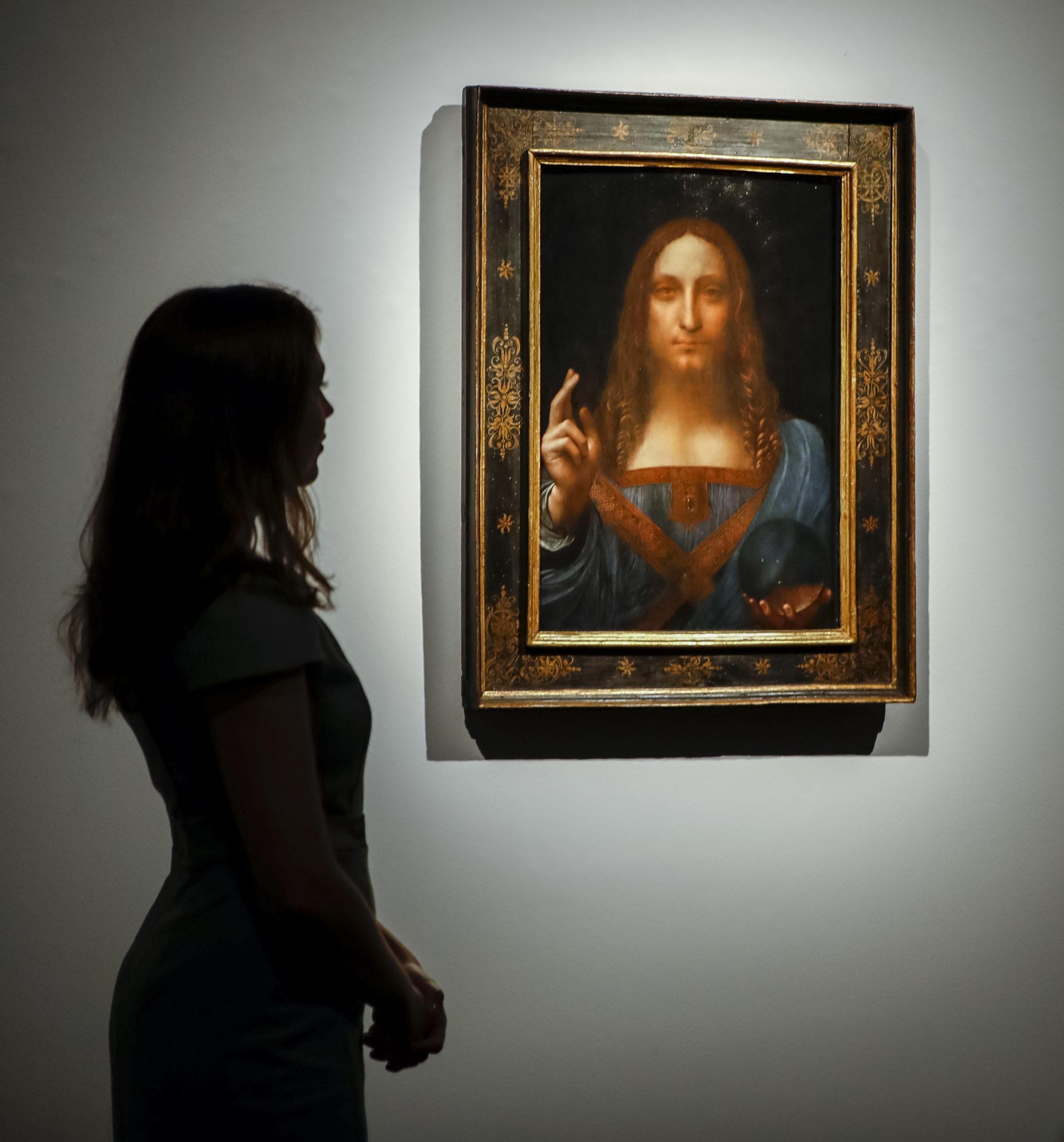 So You Just Bought A 450 Million Leonardo Da Vinci