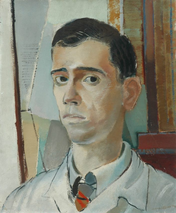 Roberto Burle Marx, Portrait of a Young Man, undated