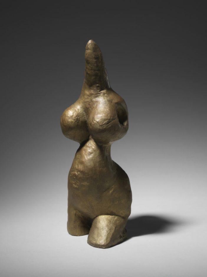 Louise Bourgeois, Harmless Woman (1969)