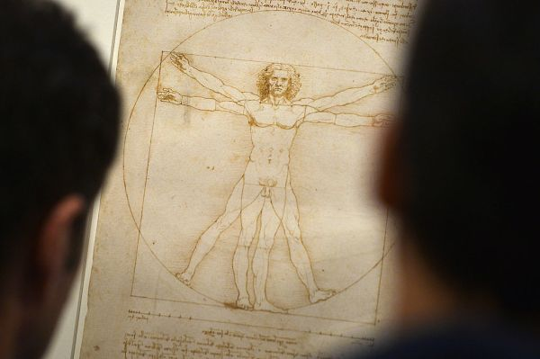 An Italian Court Has Blocked the Loan of Leonardo da Vinci