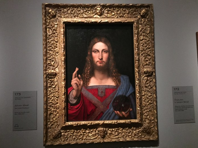 The Missing Salvator Mundi Isn't in the Louvre's Leonardo da Vinci  Blockbuster. But a Second Version You've Probably Never Heard of Is