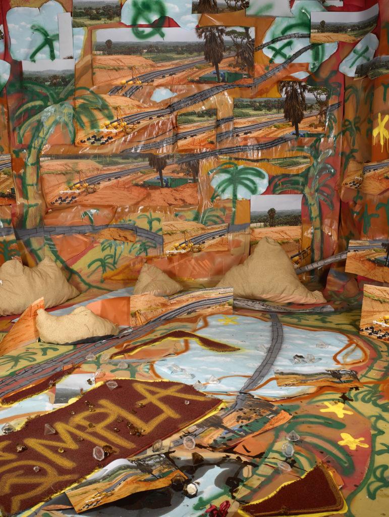 Sheida Soleimani, <i>Dalia Oil Field, Angola</i> (2019). Courtesy Edel Assanti Gallery.