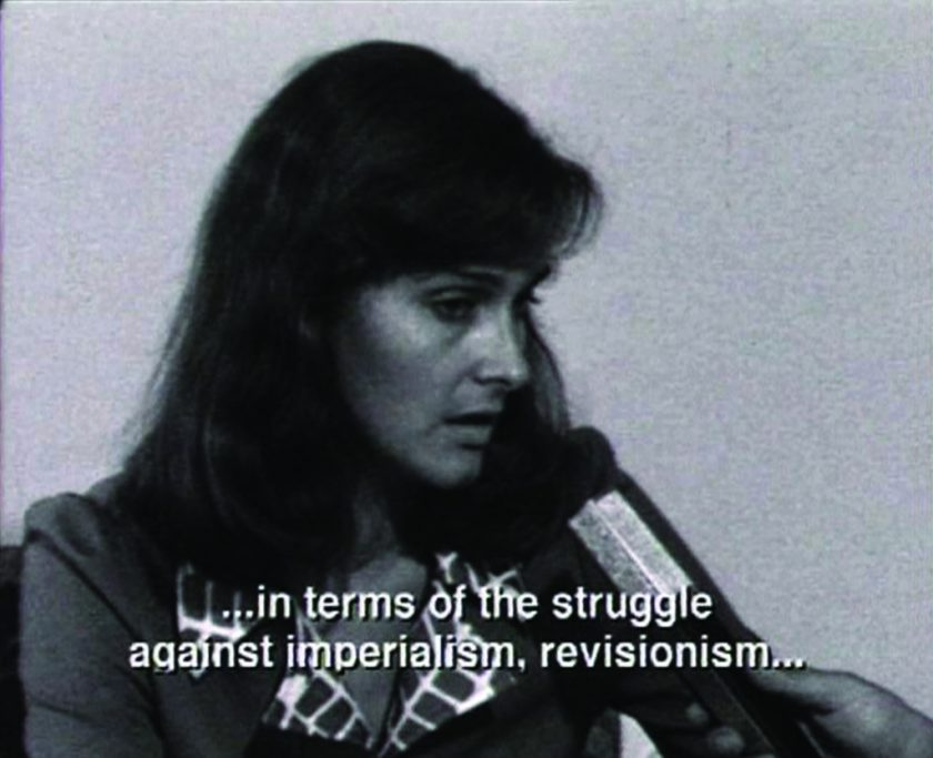 "Anri Sala, <i>Intervista (Finding the Words)</i> (1998). Single channel video and stereo sound. 26'00"". Still. Courtesy of Idéale Audience International, Paris; Galerie Chantal Crousel, Paris; Galerie Esther Schipper, Berlin; Galerie Rüdiger Schöttle, Munich; and Marian Goodman Gallery, New York/Paris."" width=""1024″ height=""833″ srcset=""https://news.artnet.com/app/news-upload/2019/12/chi-meyer-fig01007-1024×833.jpg 1024w, https://news.artnet.com/app/news-upload/2019/12/chi-meyer-fig01007-300×244.jpg 300w, https://news.artnet.com/app/news-upload/2019/12/chi-meyer-fig01007-50×41.jpg 50w"" sizes=""(max-width: 1024px) 100vw, 1024px""></p> <p class="