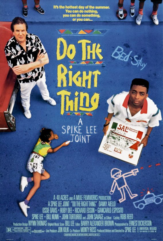 "Film poster for <em>Do the Right Thing</em> (1989). Courtesy of the Lucas Museum of Narrative Art, from the Separate Cinema Archive."" width=""693″ height=""1024″ srcset=""https://news.artnet.com/app/news-upload/2020/01/Do_Right_Thing_27x41_poster_1989-693×1024.jpg 693w, https://news.artnet.com/app/news-upload/2020/01/Do_Right_Thing_27x41_poster_1989-203×300.jpg 203w, https://news.artnet.com/app/news-upload/2020/01/Do_Right_Thing_27x41_poster_1989-34×50.jpg 34w, https://news.artnet.com/app/news-upload/2020/01/Do_Right_Thing_27x41_poster_1989-1299×1920.jpg 1299w"" sizes=""(max-width: 693px) 100vw, 693px""></p> <p class="