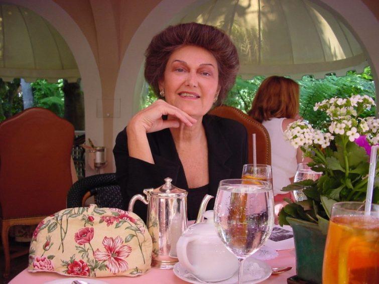 Mary Kelly. Photo ©Mary Kelly, courtesy of the artist and Mitchell-Innes & Nash, New York