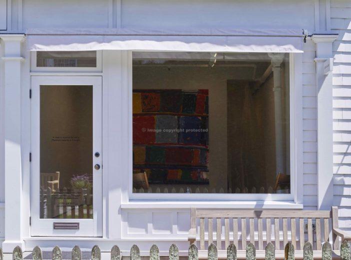 Exterior da Lisson em East Hampton