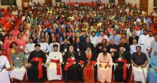 India Archdiocese Youth Conference 2016,  and Visit of Assyrian Bishops to Thrissur, Kerala