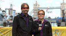 ctv reporters at london bridge