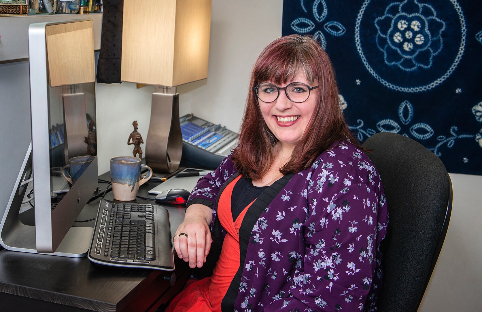 Fiona Smith 2018 Future Alumni Award recipient Athabasca University #AthabascaU AU Online Education #OnlineEd Distance Education Transforming Lives