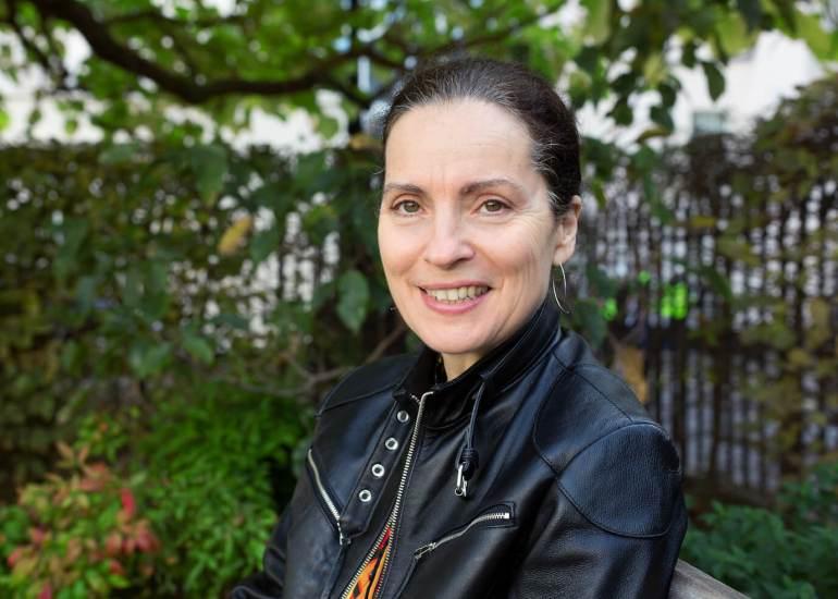 Photo of Margot Van Sluytman