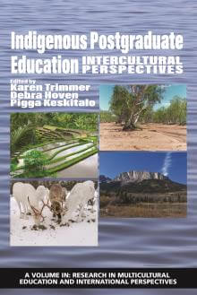 Cover photo of Indigenous Postgraduate Education: Intercultural Perspectives