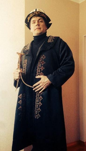 Денис Седов в Бишкеке