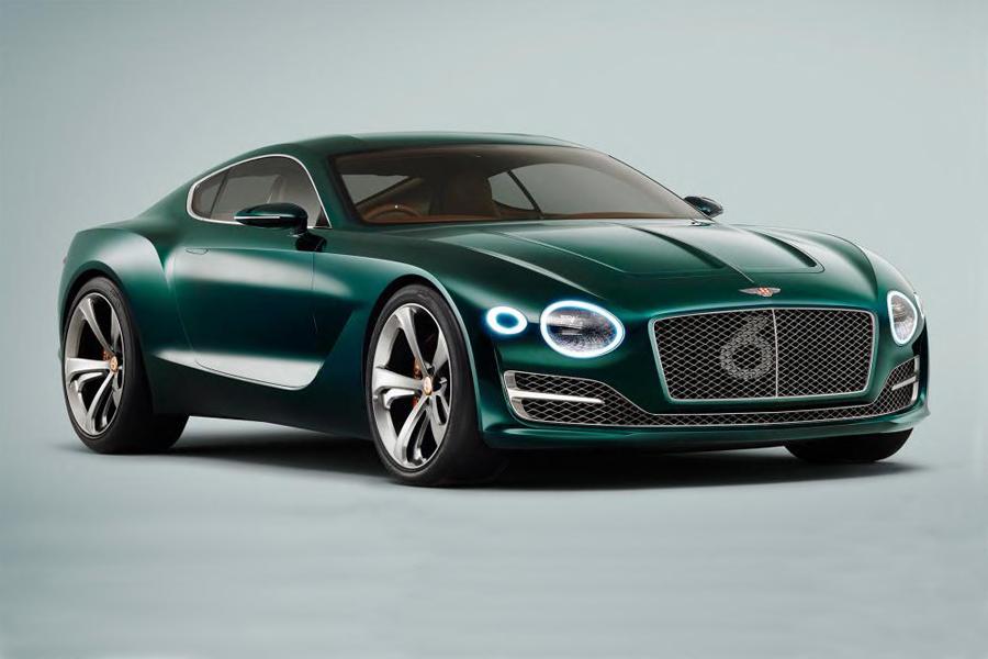 Bentley Barnato