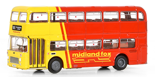 Midland Fox Arrives at Bachmann