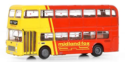 Midland Fox Arrives at Bachmann