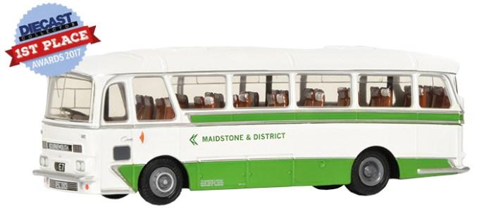 E12311,Harrington Grenadier in Maidstone and District NBC livery