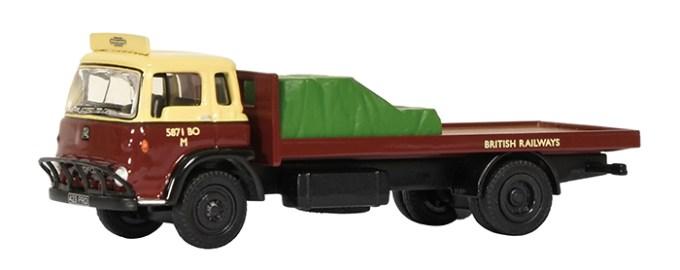 E23406, Bedford TK in British Railways livery