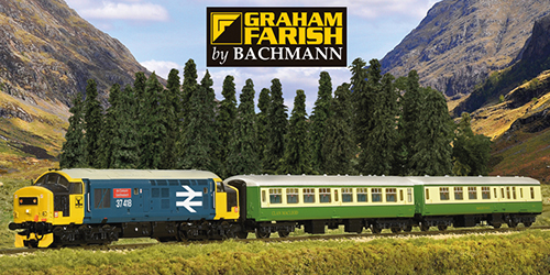Product Focus – The Highlander Train Set