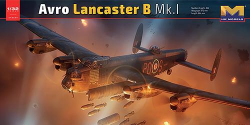 HK Models – Avro Lancaster MK.1