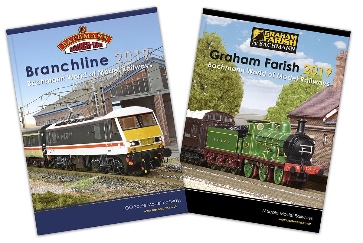 2019 Branchline & Graham Farish Catalogues Unveiled