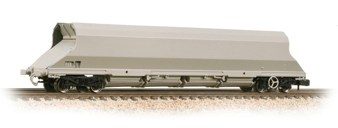 Engineering Prototype of our Farish N Scale HKA Bogie Hopper wagon