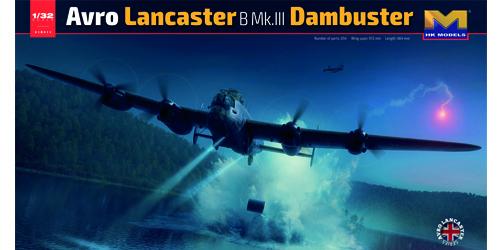 HK Models Lancaster B Mk.III Dambuster