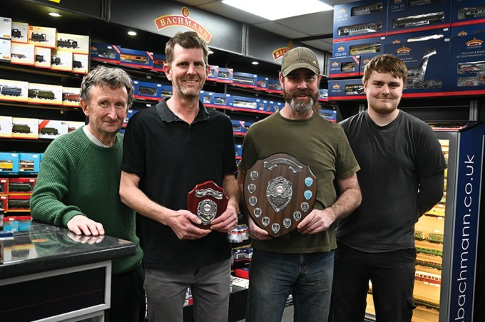 Somewhat belatedly due to ongoing events, we are delighted to announce that Model Railway Solutions of Poole, Dorset has been named Bachmann Retailer of the Year for 2019.The Team at Model Railway Solutions