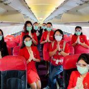 Airasia offering rapid test