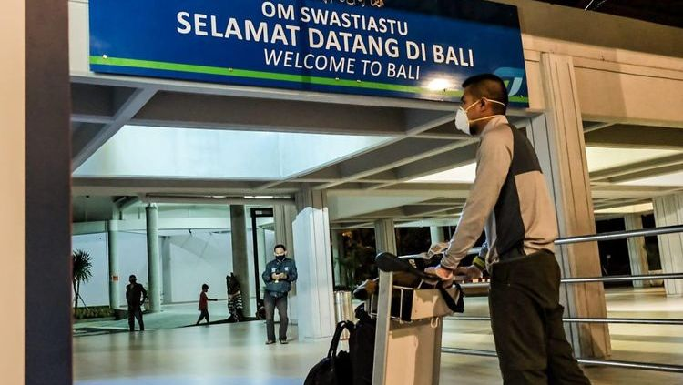 4.000 domestic tourist arrived in Bali airport