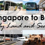Travel corridor Singapore Indonesia