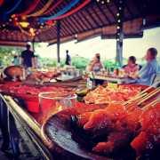 Waroeng D'carik Sate Festival Sunday April 18